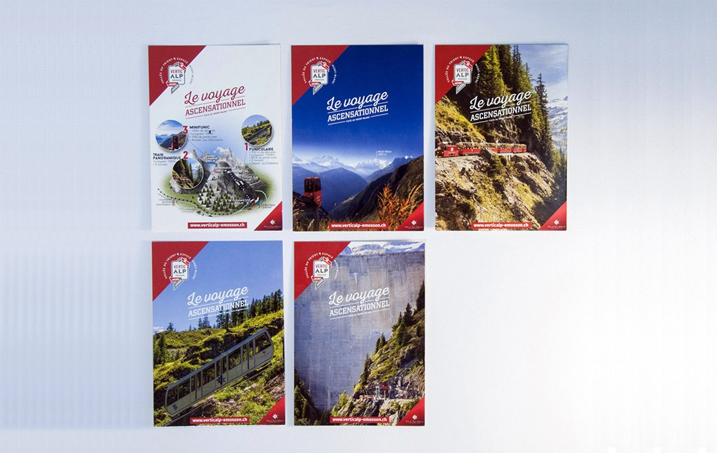 VerticAlp Emosson<br />Post Cards
